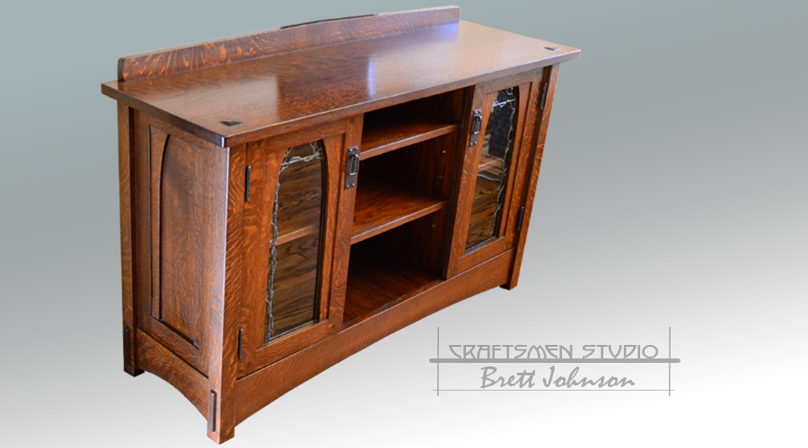 Craftsman A Cabinet Arts And, What Is Arts And Crafts Style Furniture
